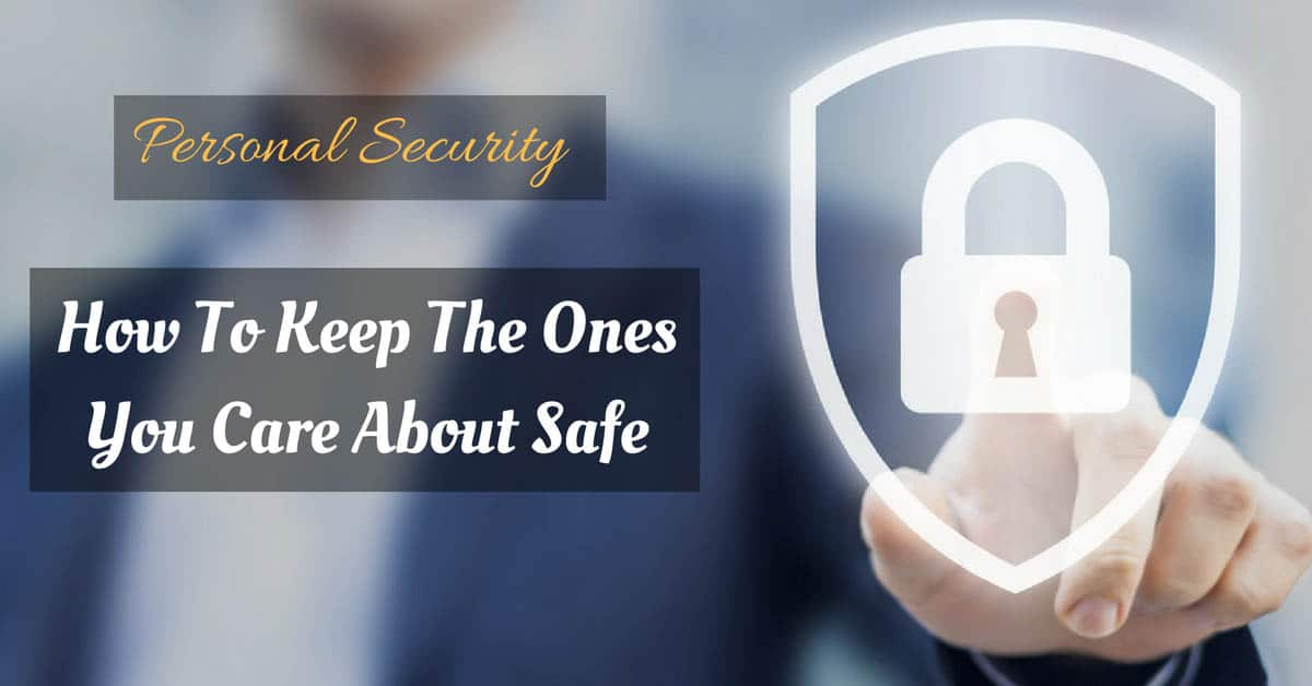 Personal Security And