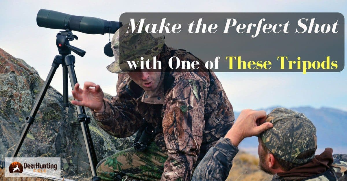 Best hunting tripods