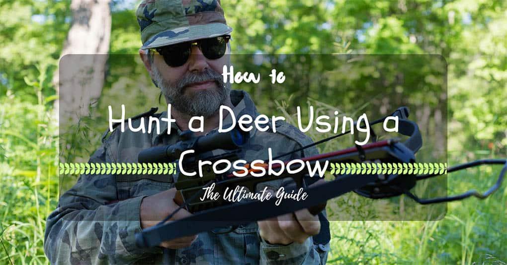 crossbow-deer-hunting