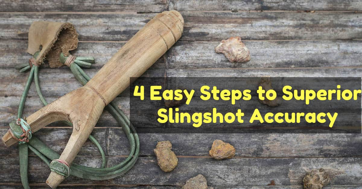 How To Aim A Slingshot