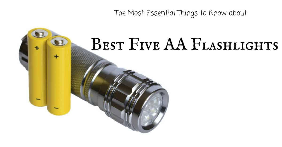 Best AA Flashlights