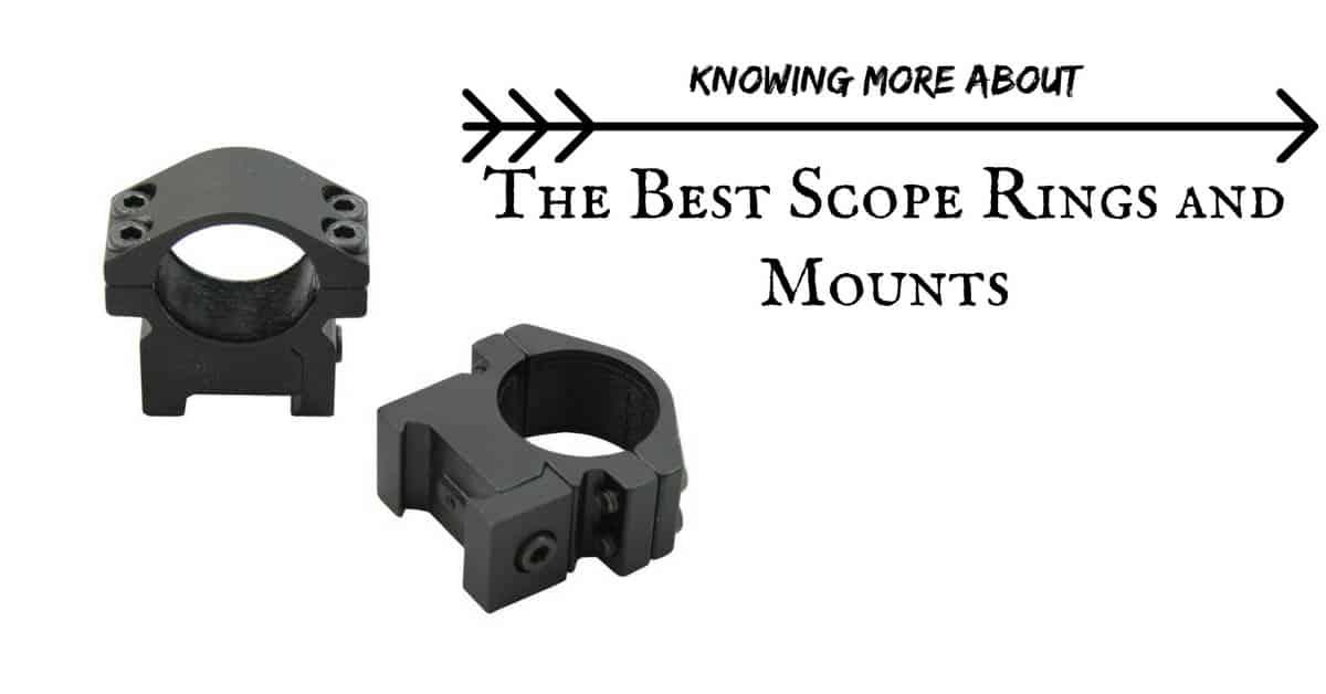 Best Scope Rings