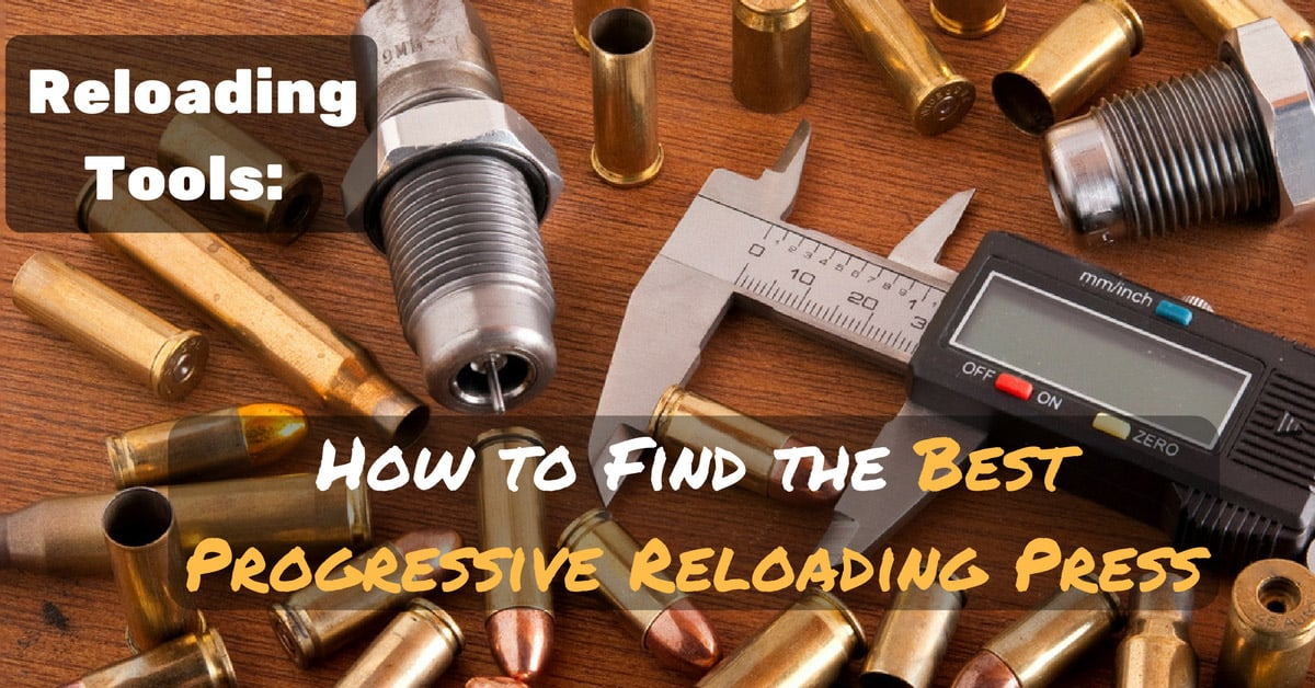 Best Progressive Reloading Press